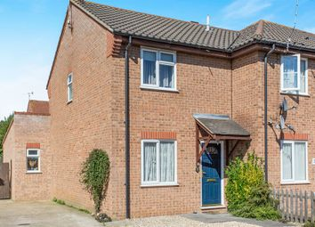 Thumbnail 2 bed end terrace house for sale in Brick Kiln Road, North Walsham