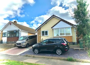 Thumbnail 3 bed detached house for sale in Saintbury Road, Glenfield, Leicester