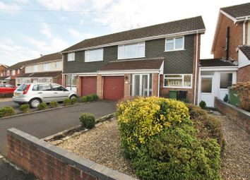 Thumbnail 3 bedroom semi-detached house for sale in Kilbirnie Road, Whitchurch, Bristol
