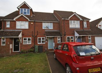 Thumbnail 2 bed terraced house for sale in Deeprose Close, Guildford