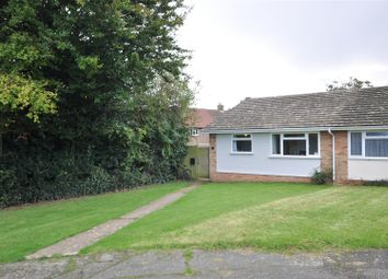 Thumbnail 3 bed semi-detached bungalow for sale in Fairlawns Drive, Herstmonceux, Hailsham