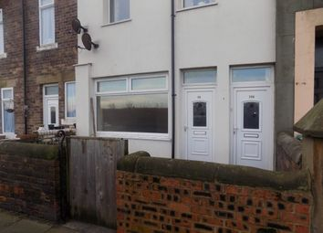 Thumbnail 1 bed flat to rent in Ridley Terrace, Cambois