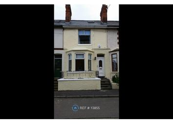 Thumbnail 3 bed terraced house to rent in Brandon Terrace, Belfast