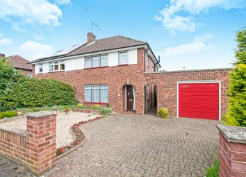 Thumbnail 4 bed semi-detached house for sale in Burnt Oak, Cookham, Maidenhead