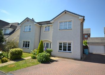 Thumbnail 5 bed detached house for sale in Hopepark Drive, Cumbernauld
