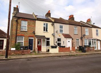 Thumbnail 2 bed terraced house for sale in Bayly Rd, Dartford, Dartford