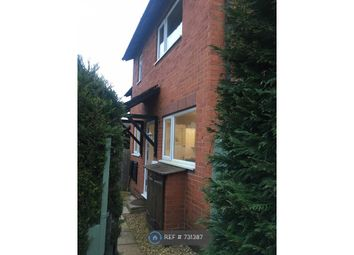 Thumbnail 1 bed semi-detached house to rent in The Ridings, Shrewsbury