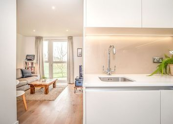 Thumbnail 1 bed flat for sale in Grayston House, 1 Ottley Drive, London