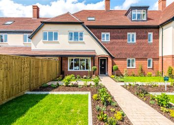 Thumbnail 3 bed terraced house for sale in Maryland Place, Townsend Drive, St Albans, Hertfordshire