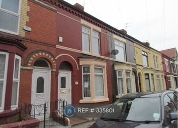 Thumbnail 3 bed terraced house to rent in Nixon St, Liverpool