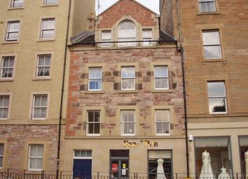Thumbnail 1 bedroom flat to rent in Buccleuch Street, Edinburgh