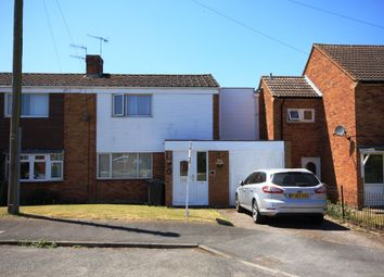 Thumbnail 3 bed terraced house for sale in The Leys, Bidford On Avon