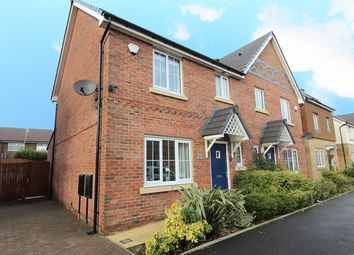 Thumbnail 3 bed semi-detached house for sale in 54 Shuttle Drive, Heywood