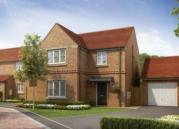"""Thumbnail 3 bed detached house for sale in """"The Conisholme"""" at Cobblers Lane, Pontefract"""