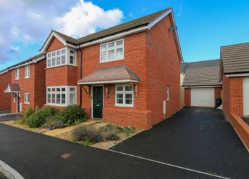 4 bed detached house for sale in Shareford Way, Cranbrook, Exeter EX5