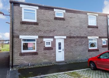 Thumbnail 3 bed end terrace house for sale in 1 Lochinvar Close, Longtown, Cumbria