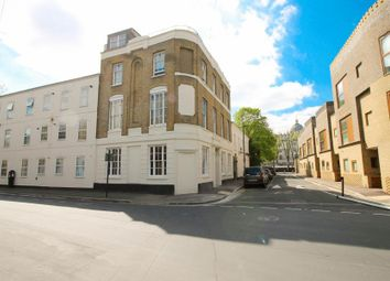 Thumbnail 4 bed flat to rent in Old Woolwich Road, London