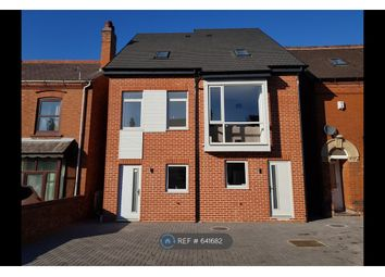 Thumbnail 4 bed semi-detached house to rent in Ashby Road, Donisthorpe