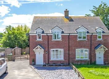 Thumbnail 2 bed semi-detached house for sale in Roman Close, Leintwardine, Craven Arms