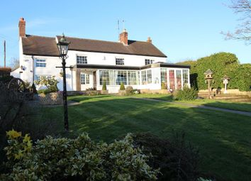 Thumbnail 4 bed cottage for sale in Cresswell Road, Hilderstone, Staffordshire