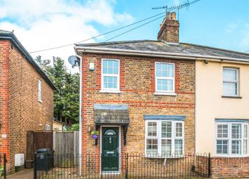Thumbnail 3 bedroom semi-detached house for sale in Fairview Road, Taplow, Maidenhead