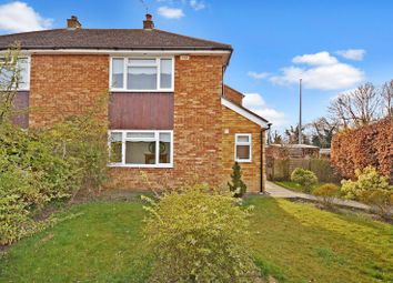 Thumbnail 3 bed semi-detached house for sale in Manor Crescent, Wendover, Aylesbury