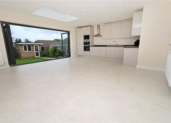Thumbnail 4 bedroom detached bungalow for sale in Rownhams Road, North Baddesley, Southampton, Hampshire