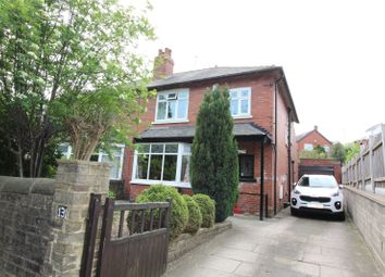 Thumbnail 4 bed semi-detached house for sale in Armley Ridge Road, Leeds, West Yorkshire