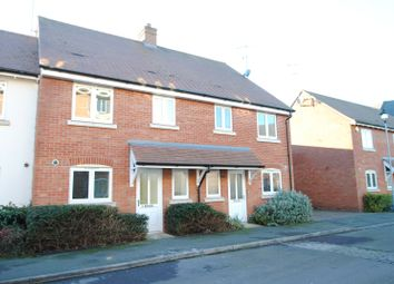 Thumbnail 3 bedroom property for sale in Wharf Way, Hunton Bridge, Kings Langley