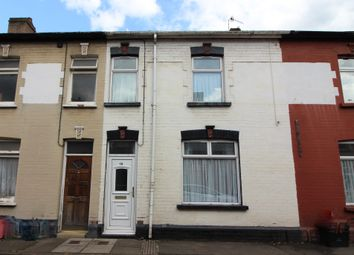 Thumbnail 3 bed terraced house for sale in Glandwr Street, Aberbeeg, Abertillery