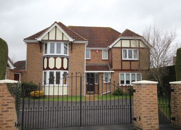 Thumbnail 5 bedroom detached house for sale in Albion Way, Verwood