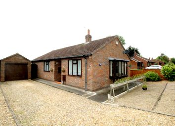 Thumbnail 3 bed detached bungalow for sale in West End Falls, Nafferton, Driffield