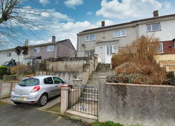 Thumbnail 2 bed end terrace house for sale in Greystoke Avenue, Eggbuckland