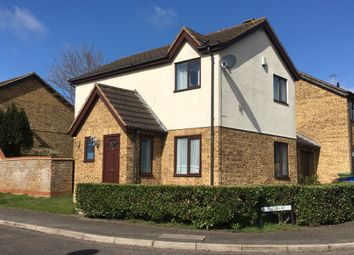 Thumbnail 3 bedroom detached house to rent in Lullingstone Drive, Bancroft Park, Milton Keynes, Buckinghamshire