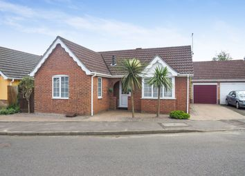Thumbnail 2 bed detached bungalow for sale in Riverside Way, South Brink, Wisbech