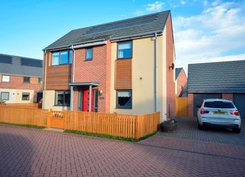 Thumbnail 3 bed detached house for sale in Waterhouses, Houghton Le Spring