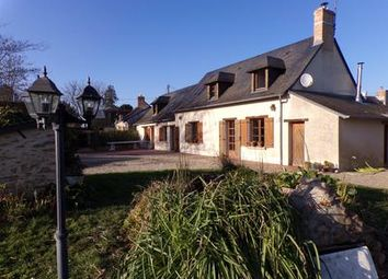 Thumbnail 4 bed equestrian property for sale in Morannes, Maine-Et-Loire, France
