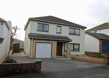 Thumbnail 4 bed detached house for sale in Brynderwen, Abergwili Road, Carmarthen, Carmarthenshire