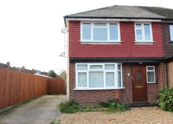 Thumbnail 1 bed flat to rent in Shackleford Road, Woking