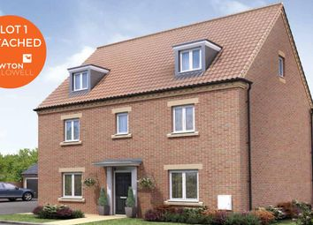 Thumbnail 5 bed detached house for sale in Maresfield Road, Barleythorpe, Oakham