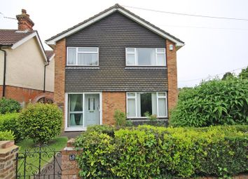 Thumbnail 3 bed detached house for sale in Ashley Common Road, Ashley, New Milton
