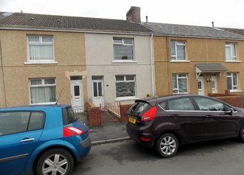 Thumbnail 3 bedroom terraced house for sale in Westbury Street, Llanelli