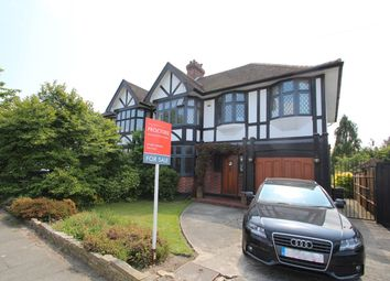 4 bed semi-detached house for sale in Greencourt Road, Petts Wood, Orpington BR5