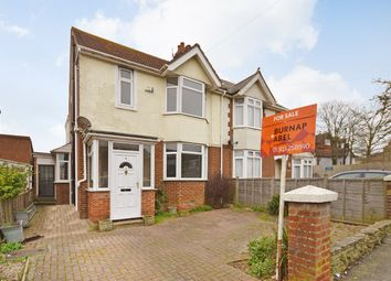 3 bed semi-detached house for sale in Downs Road, Folkestone CT19