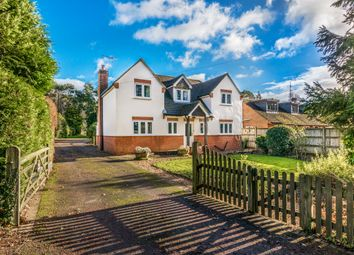 Thumbnail 4 bed detached house for sale in Old Odiham Road, Shalden, Alton, Hampshire