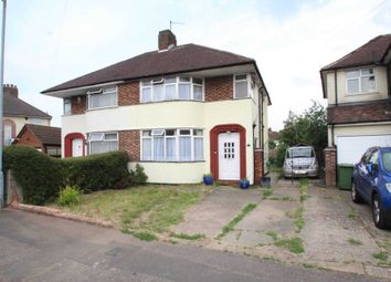 Thumbnail 3 bed semi-detached house for sale in Felstead Way, Bedfordshire
