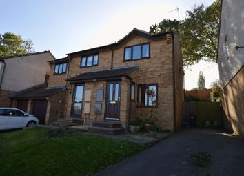 Thumbnail 2 bed semi-detached house for sale in Borgie Place, Worle, Weston-Super-Mare