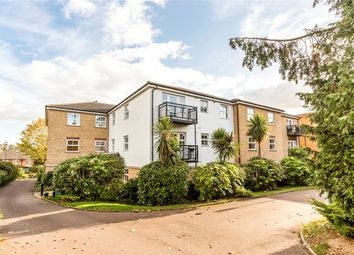Thumbnail 2 bed flat for sale in Riddell Lodge, 27 Bycullah Road, Enfield