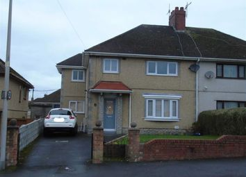 Thumbnail 3 bed semi-detached house for sale in Heol Hen, Llwynhendy, Llanelli