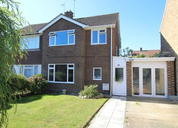 Thumbnail 3 bed semi-detached house to rent in The Thatchings, Polegate